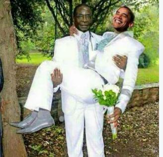 #SameSexMarraige: Nigerians react to Robert Mugabe's 'marriage proposal' to Obama