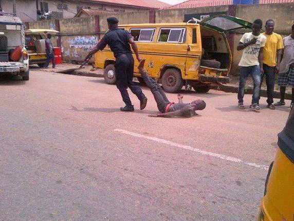To what extent is the Police our friend?