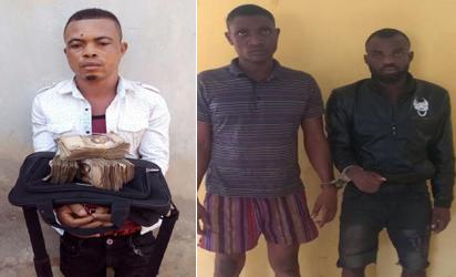 TURKISH COLLEGE: Police nab 4 kidnap gang members in Delta, Ogun, Lagos states