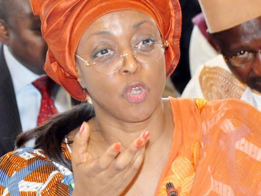 EFCC seeks forfeiture of Diezani's N9.08b