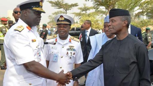Maritime crimes threaten survival of Niger Delta, says Osinbajo