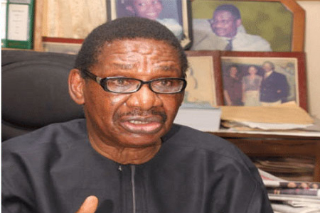 Sagay: Fed Govt can invoke doctrine of necessity to fund 2019 election