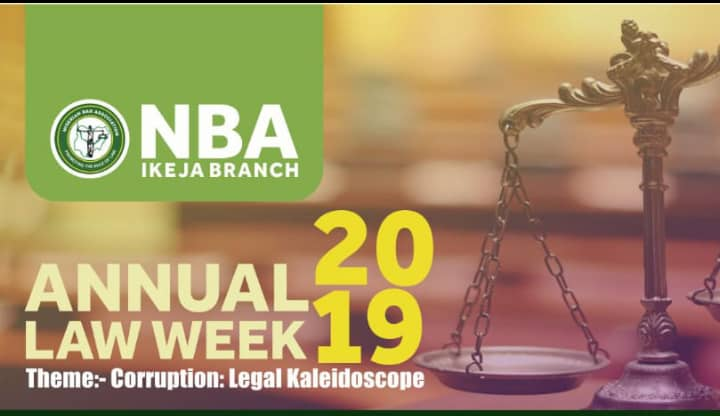NBA Ikeja Law Week 2019