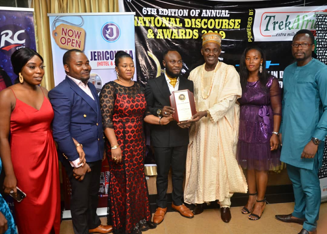 NBA Ikeja Publicity Secretary is lawyer of the year 2019